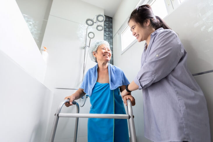 Medical Equipment: Toileting Safety for Seniors